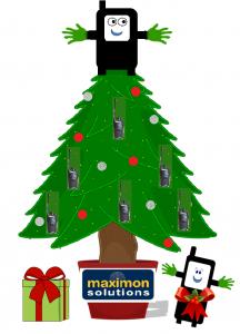 radio-christmas-tree