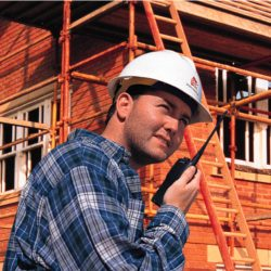 Construction Industry- Why Two Way Radios?