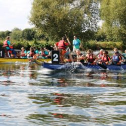 Cookham Regatta 2017 sizzles in the September sun