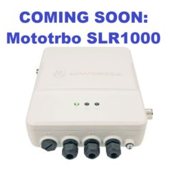 Coming Soon: MOTOTRBO SLR1000