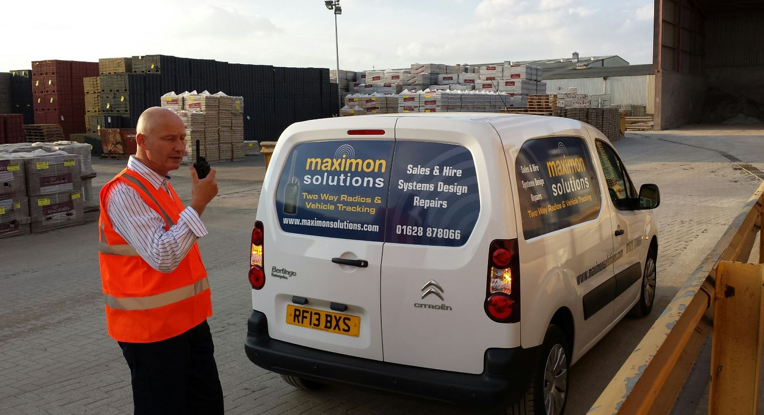 Two way radio hire solutions!