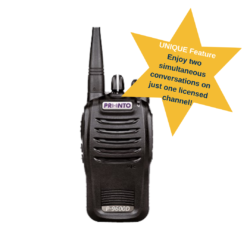 Product of the week… The Pronto P-9600 Digital Radio!