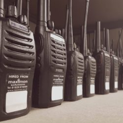 The difference between unlicenced and licenced two way radios!