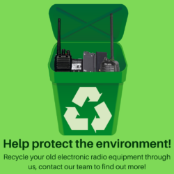 Help protect the environment with us!