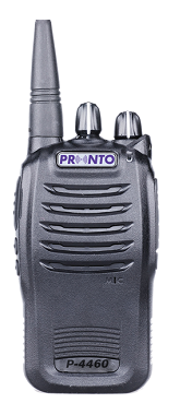 Unlicensed Business Radio - The P-4460