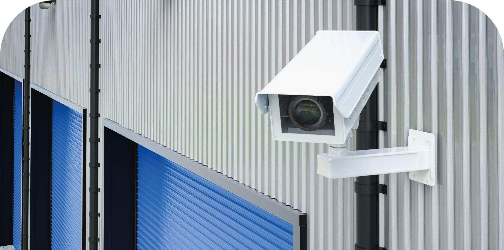 CCTV Warehouse Cam